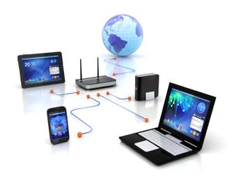 Wireless Office Setup